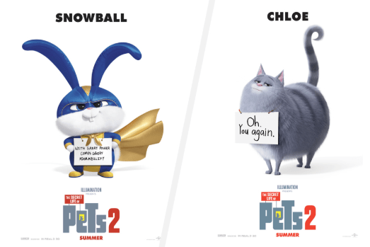 Download The Secret Life of Pets 2