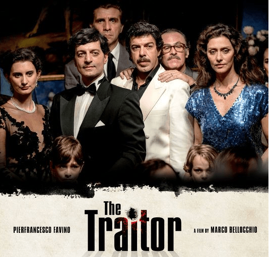 The Traitor Full Movie