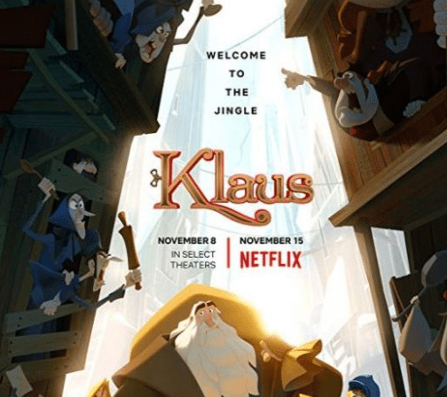 Klaus Full Movie Download | Latest gostream.site 2019 – MP4 Quality Download