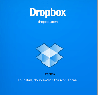 Dropbox on Mac