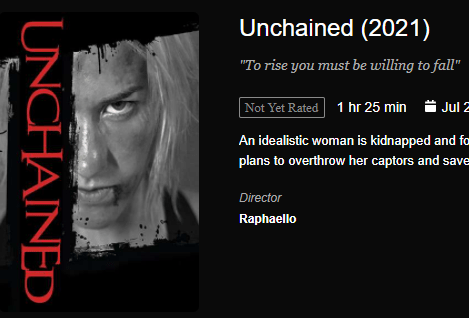 Unchained Full Movie