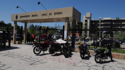 Departamento Judicial Lomas de Zamora