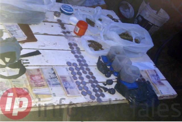 Operativo antidrogas en Berazategui (1)