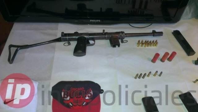 metralladora