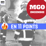 La Marche Générale des Opérations (MGO) de lutte contre l'incendie