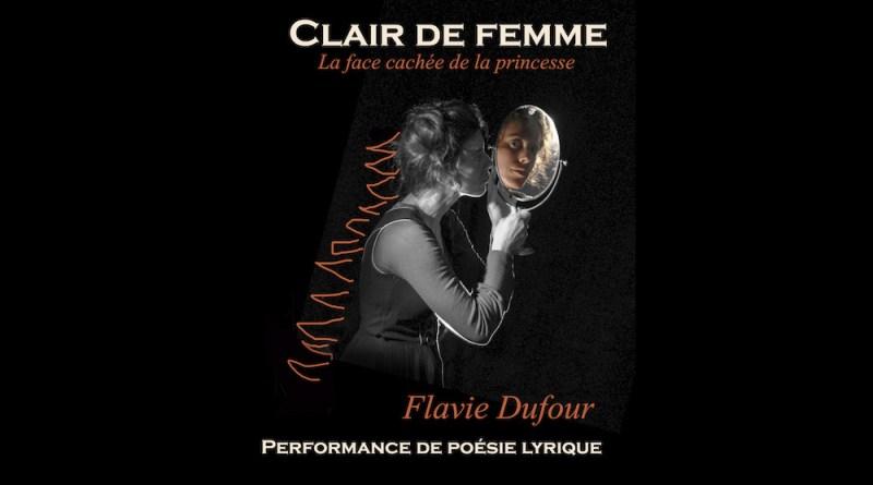 Flavie Dufour Clair de femme