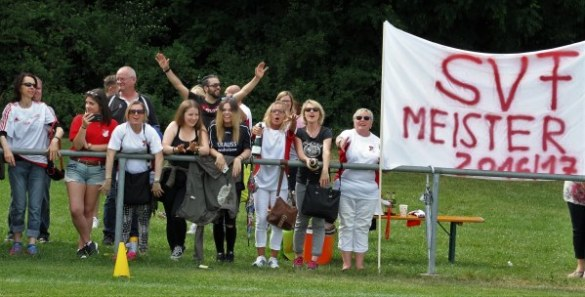 SV Friolzheim Meister B Klasse Enz/Murr – Fotogalerie