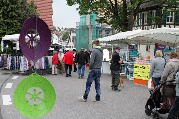 Pfingstmarkt Friolzheim – Fotogalerie
