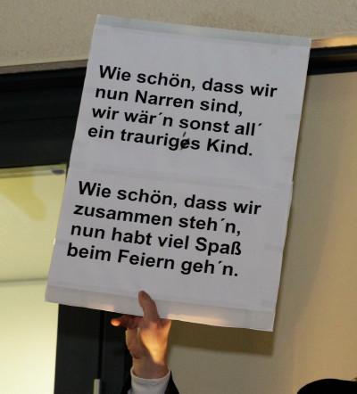 Rathaussturm in Neuhausen – Fotogalerie