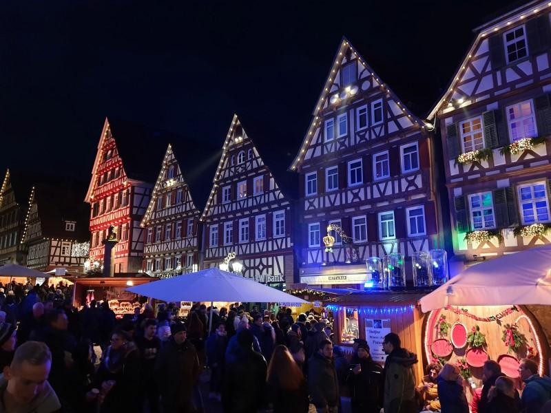 Calw Weihnachtsmarkt