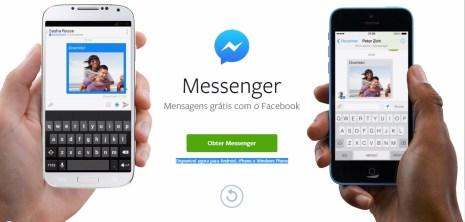 Ligações pelo Facebook