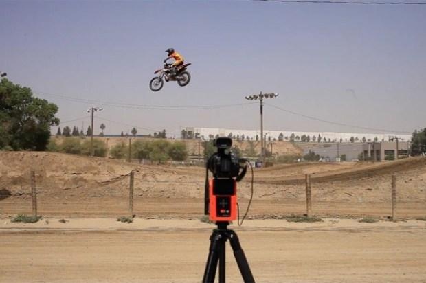 filmagem solo