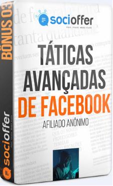 bônus socioffer táticas para facebook