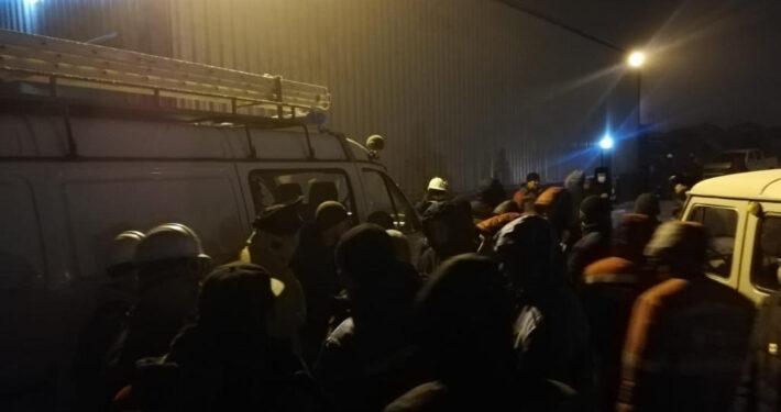 Неизвестный газ убил 4 работников медной компании в шахте, где не работала вентиляция
