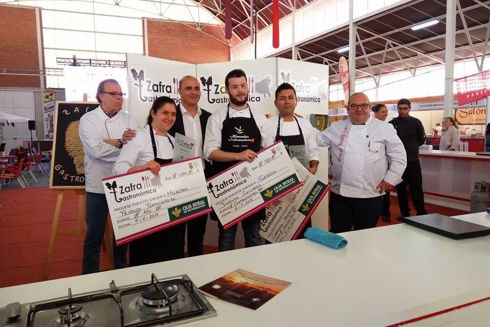Milagros trigoso ganadora del i concurso nacional de - Concurso de cocina ...