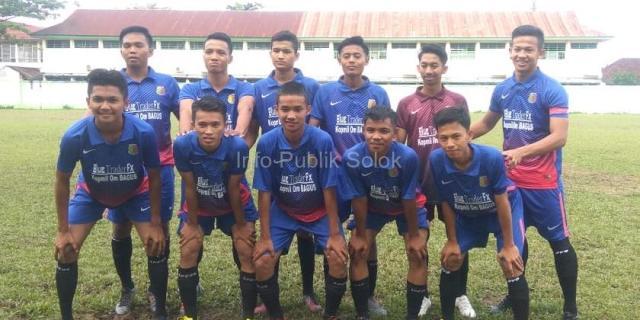 Walikota Buka Secara Resmi Minangkabau Cup II 2019