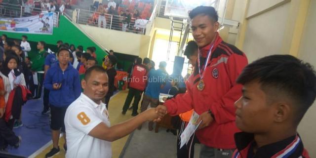 Inkanas Sumbar Juara Umum Karate Solok Madinah Championship 2019