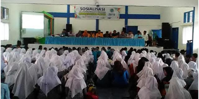 UNP Kunjungi Calon Peserta SNMPTN 2019 se-Kota Solok