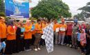 Jalan Sehat Dalam Rangka Bulan Bhakti Keselamatan dan Kesehatan Kerja (K3)