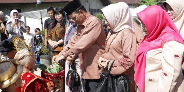 Kota Solok Dikunjungi Tim Penilai Forikan Provinsi