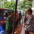 Lurah Simpang Rumbio Sambangi Pemondokan Kafilah Pasaman