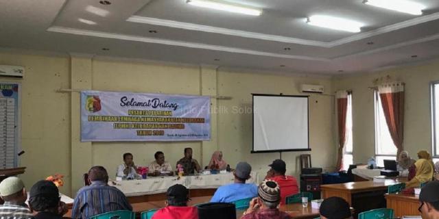 Pembinaan dan Pengukuhan LPMK Kelurahan Nan Balimo