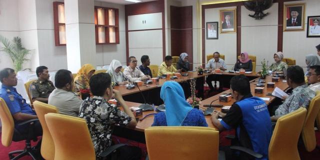 Kominfo Verifikasi Ulang Kesiapan Call Center 112 Kota Solok