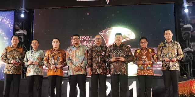 Walikota Solok Raih Anugerah KDI Award 2019