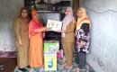 UPPKS Taruko Simpang Rumbio Terima Bantuan Modal Usaha