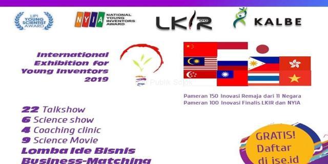 Indonesia Science Expo 2019