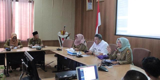Permudah Layanan Kepegawaian Berbasis IT, Kota Solok Launching KEPO