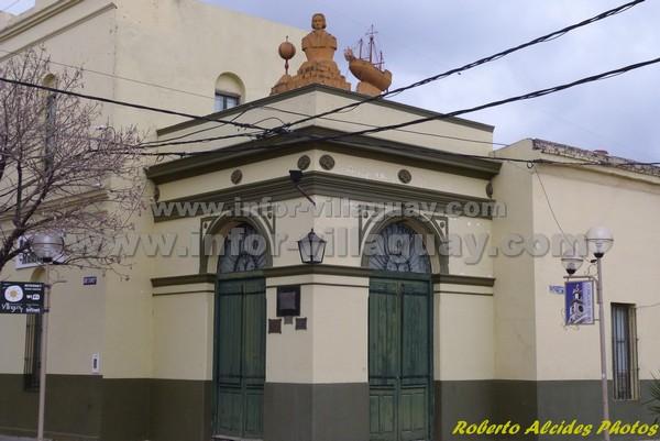 Museo Histórico Municipal  Por los trabajos de refacciones que se efectúan, no se podrán visitar las salas del edificio