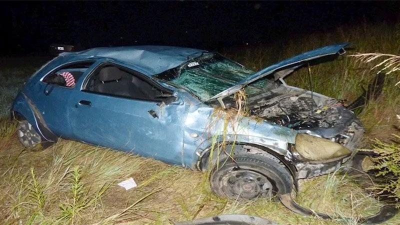 DIAMANTE, Accidente Fatal.