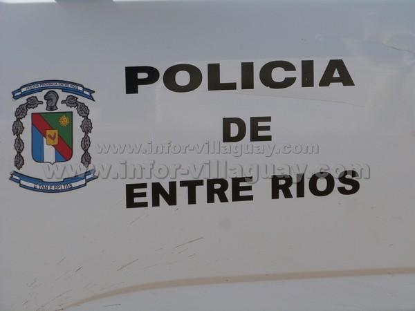 SE QUITÓ LA VIDA UN OFICIAL DE POLICIA EN VIALE