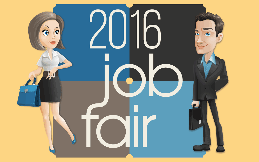 Why You Should Attend a Job Fair