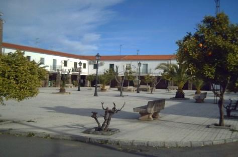 plaza, moheda, sierra de gata, turismo, raia, raya, portugal