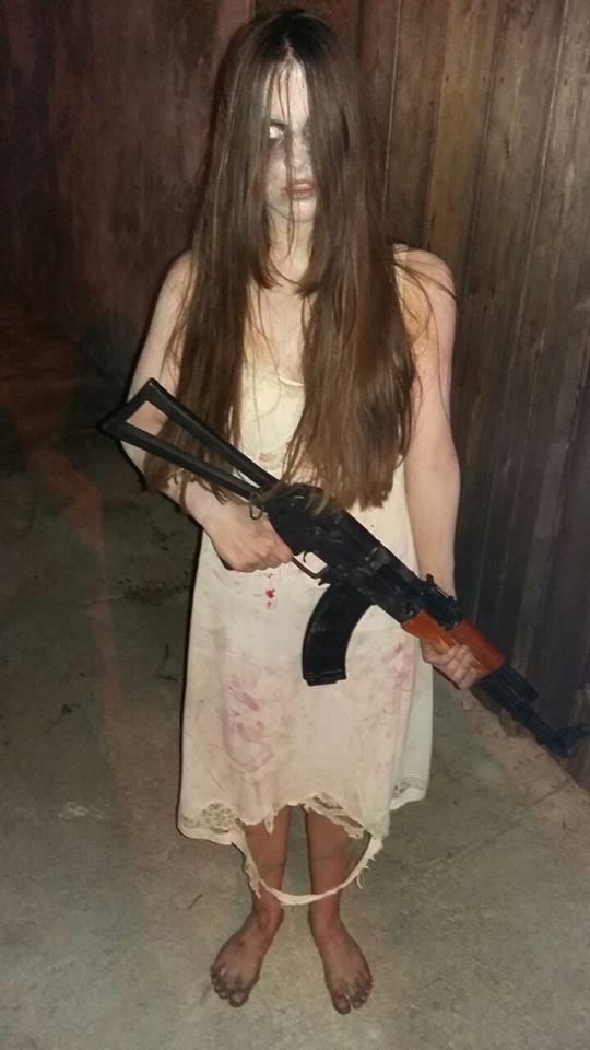 Zombie Ak47