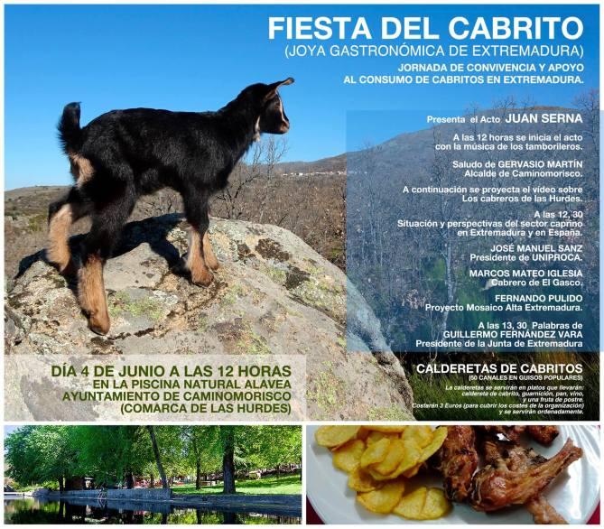 Cabrito Extremadura