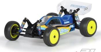 Nuevas carrocerias Pro Line 2012