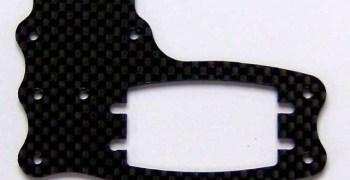 Xtreme y su gama de piezas de carbono para Losi 5ive