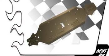 Chasis reforzado de Fioroni para MBX6 Eco