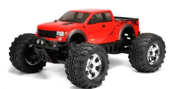 Ford F150 Raptor para Monster Truck