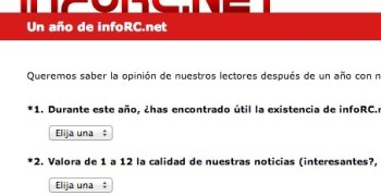 12 meses de infoRC.net