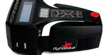 Dynamite Passport ultralite, un cargador para el hobby muy original