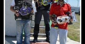 Crónica de la tercera carrera del Campeonato de Aragón 1/8 TT Gas 2013