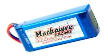 Batería LiFe Muchmore Racing, como una LiPo, pero mejorada