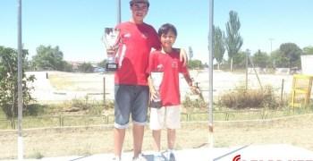 El equipo Junior de JQ Products España viene pegando fuerte esta temporada