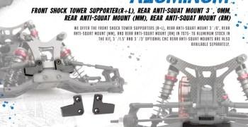 INTECH Racing lanza el nuevo modelo ER-12 1/10TT 2WD