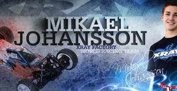 Davide Tortorici y Mikael Johansson se unen al equipo XRay