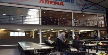 Así es el Hudy Arena, fotos por RBR36